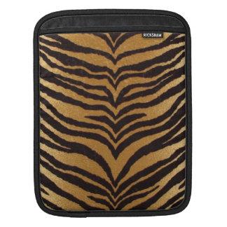 Tiger Print iPad Sleeve