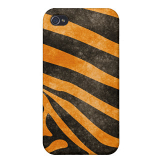 Tiger Print iPhone 4 Case