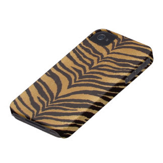Tiger Print iPhone-4 Case