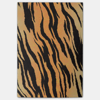 Tiger Print Post-it Notes