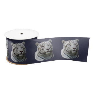 Tiger Satin Ribbon