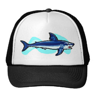 Tiger Shark Cap