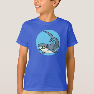 Tiger Shark Tango Rose T-Shirt