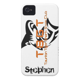 Tiger Sharks iPhone 4 Case-Mate Cases