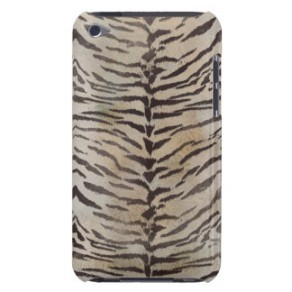 Tiger Skin in ivory iPod Touch Cover
