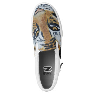 Tiger Slip On Shoes
