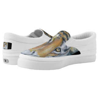 Tiger Slip-On Shoes
