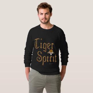 Tiger Spirit17 Men's Raglan Sweatshirt