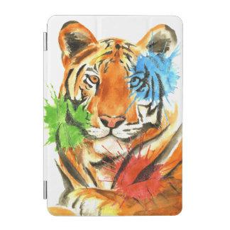 Tiger Splatter iPad Mini Cover