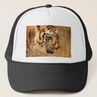 Tiger Stalking in India Trucker Hat