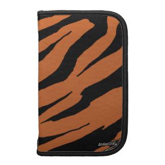 Tiger Stripe Smartphone Folios Planners