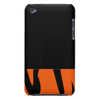 Tiger Stripes Animal Barely There iPod Case