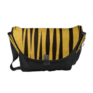 Tiger Stripes Courier Bags