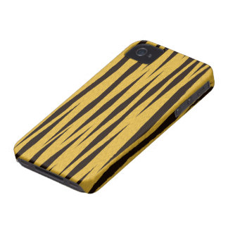 Tiger Stripes iPhone 4 Cases