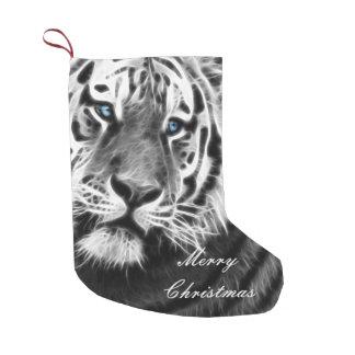 Tiger Stripes Small Christmas Stocking