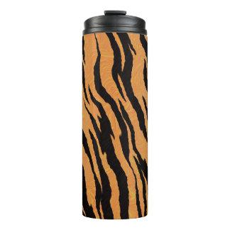 Tiger Stripes Thermal Tumbler