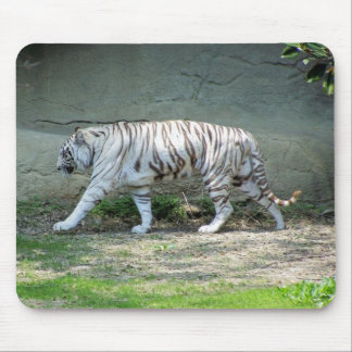 Tiger Stroll Pad Mouse Pad