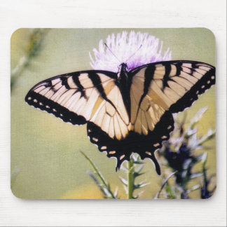 Tiger swallow tail mouse pad