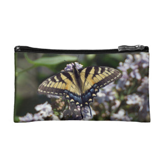 Tiger Swallowtail Butterfly Cosmetic Bag