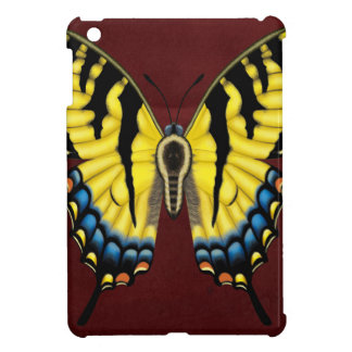 Tiger Swallowtail Butterfly iPad Mini Cover