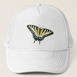 Tiger Swallowtail Butterfly Mesh Hat