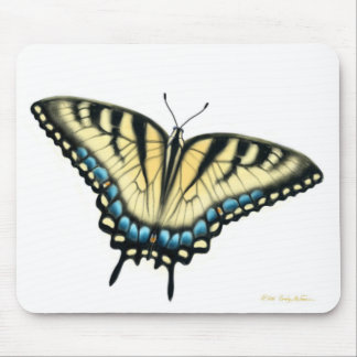 Tiger Swallowtail Butterfly Mousepad