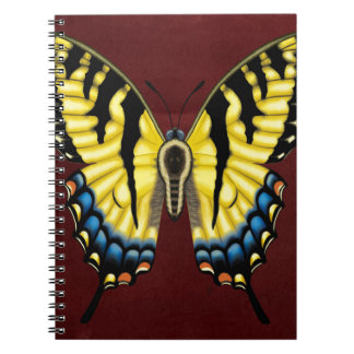 Tiger Swallowtail Butterfly Notebook