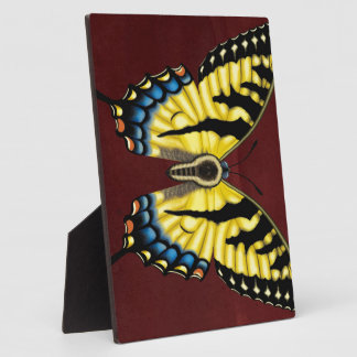 Tiger Swallowtail Butterfly Plaque