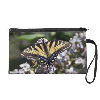 Tiger Swallowtail Butterfly Wristlet