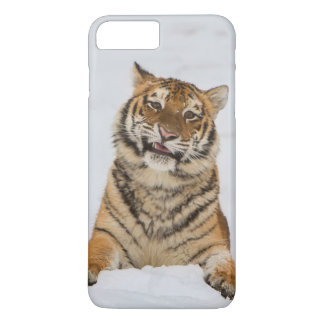Tiger talking iPhone 7 plus case