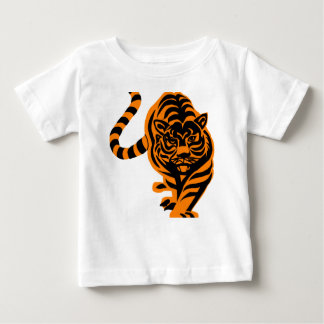 TIGER THE KING OF JUNGLE BABY T-Shirt