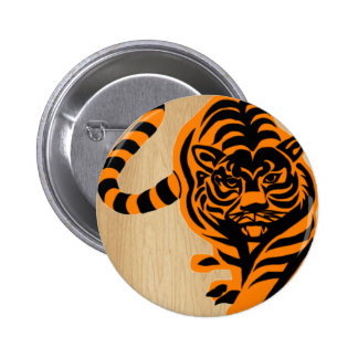 TIGER THE KING OF JUNGLE PINS