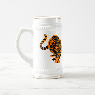 TIGER THE KING OF JUNGLE BEER STEINS