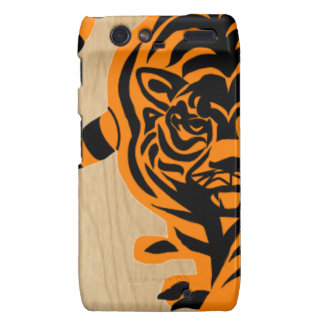 TIGER THE KING OF JUNGLE DROID RAZR COVER