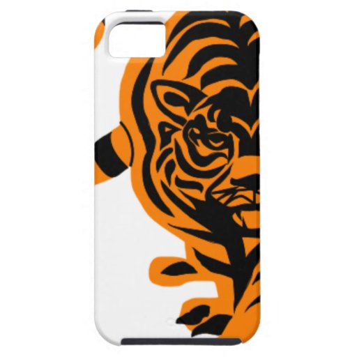 TIGER THE KING OF JUNGLE iPhone 5 COVER