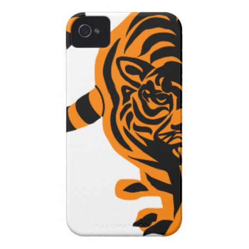 TIGER THE KING OF JUNGLE BLACKBERRY CASES