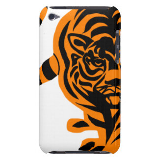 TIGER THE KING OF JUNGLE BARELY THERE iPod CASE