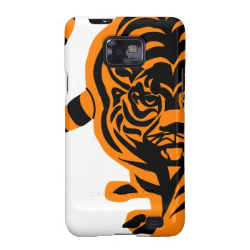 TIGER THE KING OF JUNGLE GALAXY S2 CASE
