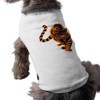 TIGER THE KING OF JUNGLE PET TSHIRT