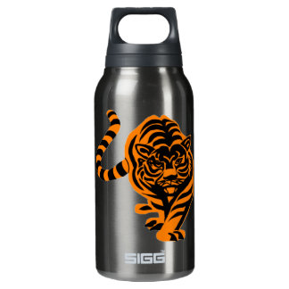 TIGER THE KING OF JUNGLE INSULATED WATER BOTTLE