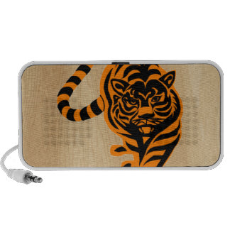 TIGER THE KING OF JUNGLE iPhone SPEAKER