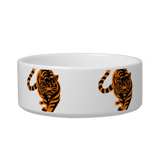 TIGER THE KING OF JUNGLE PET WATER BOWLS