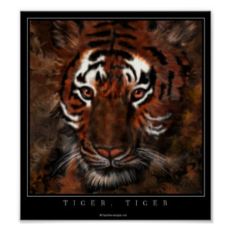 Tiger, Tiger Poster