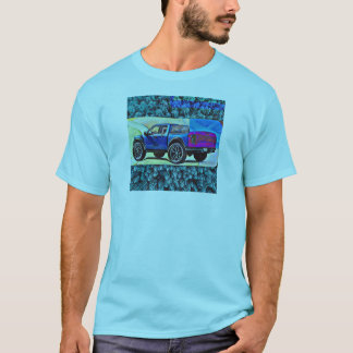 tiger trucks in life T-Shirt