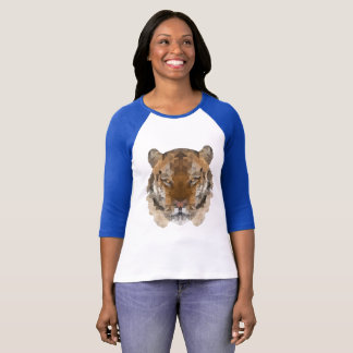 Tiger Vector T-Shirt