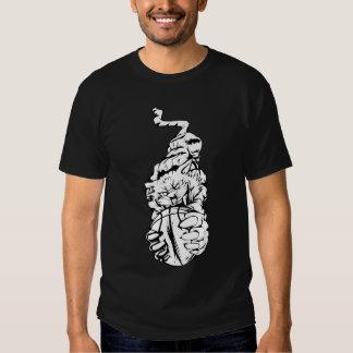 tigerball wht tee shirts