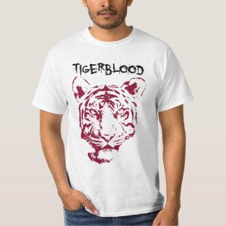 TIGERBLOOD RED T-Shirt
