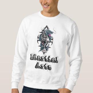TigerDragon2, MartialArts Sweatshirt