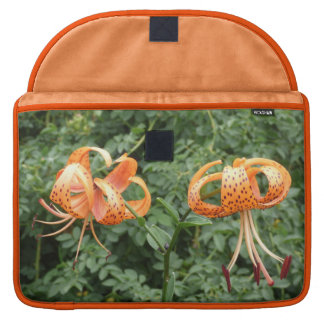 Tigerlilies Sleeve for Macbook Pro