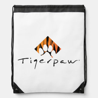 Tigerpaw Drawstring Backpack